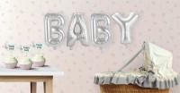 Folienballon-Set Baby