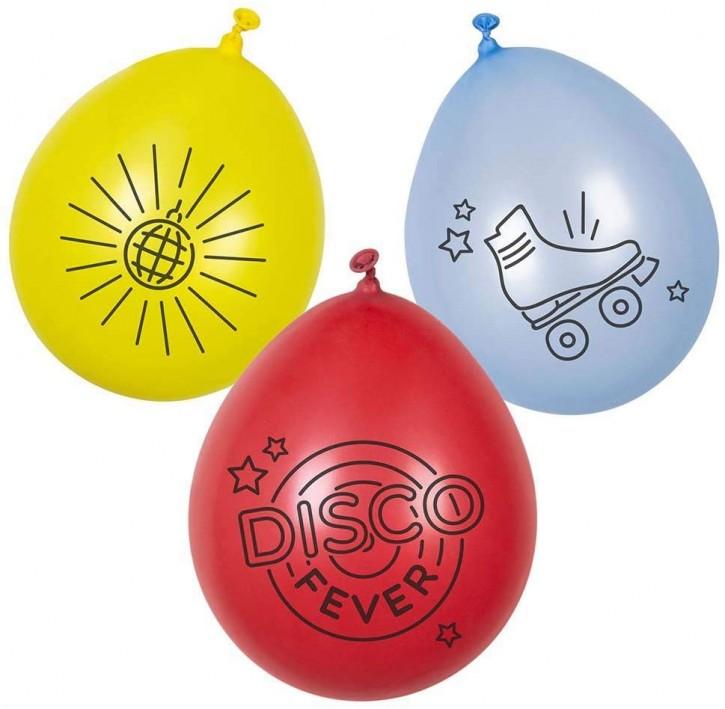 6 Luftballons Disco