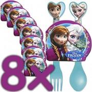 8 Besteckhalter - Frozen