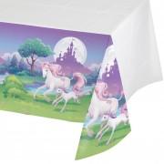 Tischdecke Fantasy Einhorn