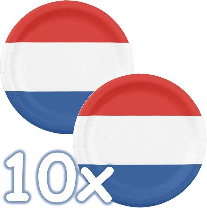 10 Teller Niederlande