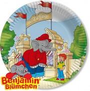 8 Party-Teller Benjamin Blümchen