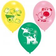 6 Luftballons Farm Fun