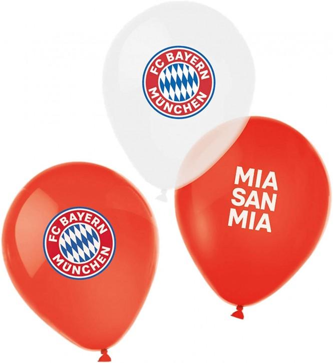 6 Luftballons FC Bayern München