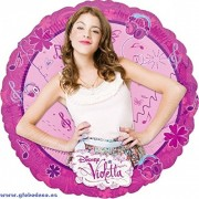 Folienballon Violetta