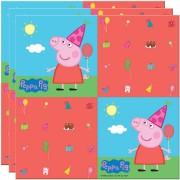 20 Servietten Peppa Pig