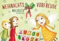 Weihnachts-Vorfreude Malbuch