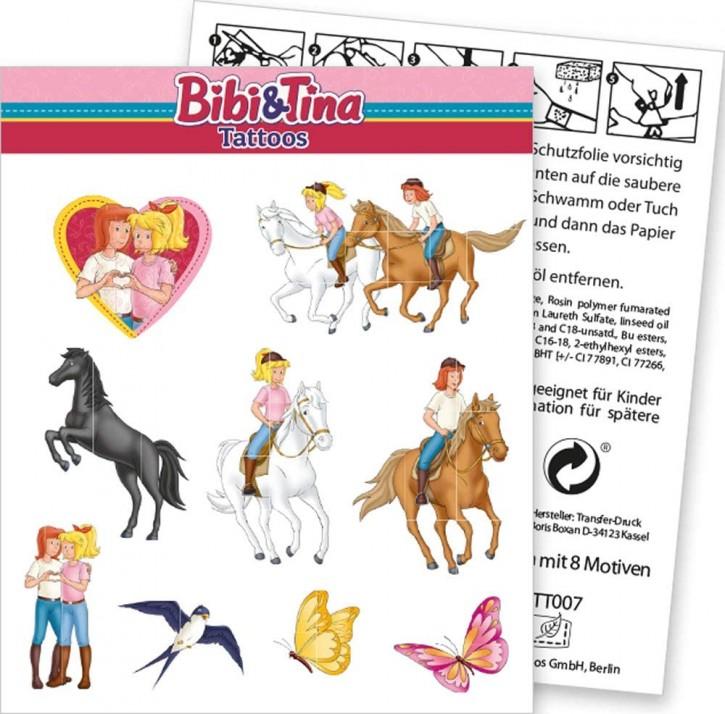 Bibi und Tina Tattoos