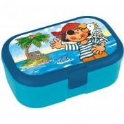 """Lunchbox """"Pit Planke - Pirateninsel"""" von Lutz Mauder"""