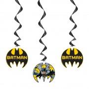 3 Deko-Wirbel Batman