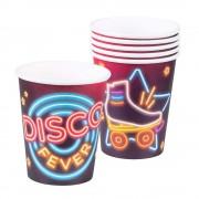 6 Party-Becher Disco