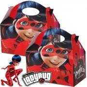 4 Geschenkboxen Ladybug