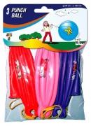 """3 XXL-Luftballons """"Punchball"""""""
