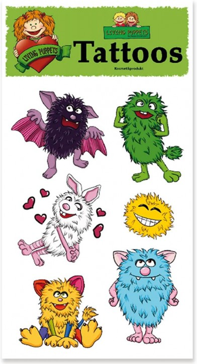 Living Puppets Tattoos
