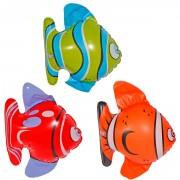 3x Aufblasbare Fische