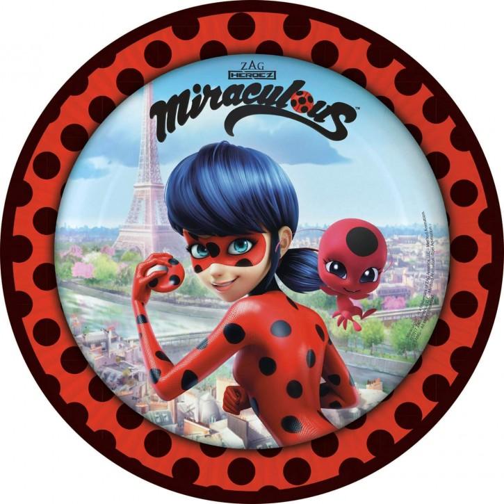 8 Party-Teller Miraculous Ladybug