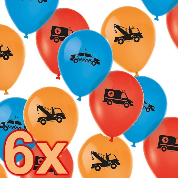 6 Luftballons On the Road