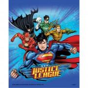 8 Partytüten Justice League
