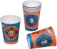 6 Party-Becher Nerf