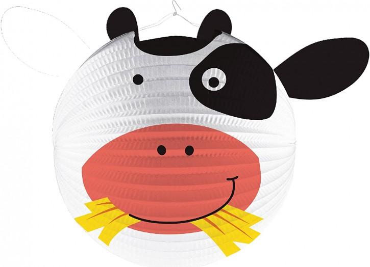 Laterne Süße Kuh