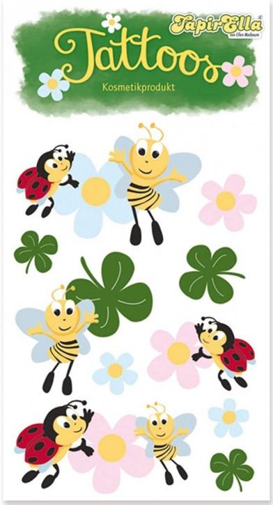 Süße Bienchen Tattoos