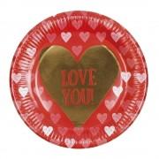 6 Teller Love You
