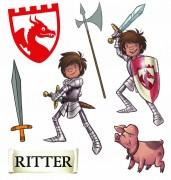 7 Tattoos Ritter Trenk