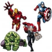 4 Figuren Avengers Assemble