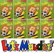 8 Zauberblöcke Fußball A8