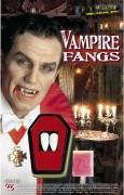 Vampireckzähne zum Ankleben