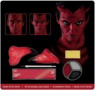 XXL-Schminkset Teufel