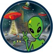 8 Party-Teller Alien