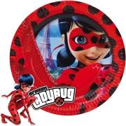 8 Teller Ladybug