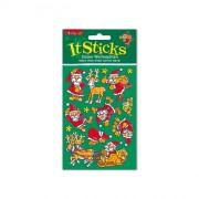 ItSticks - Wiederverwendbare Aufkleber Weihnachten