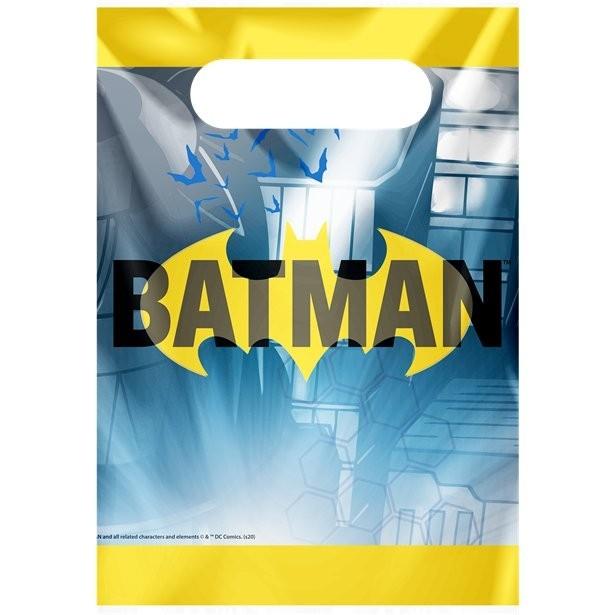 8 Partytüten Batman