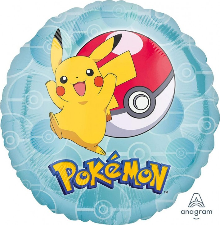 Folienballon Pokémon