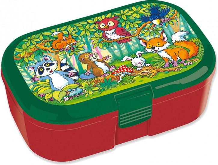 """Lunchbox """"Waldtiere"""" von Lutz Mauder"""