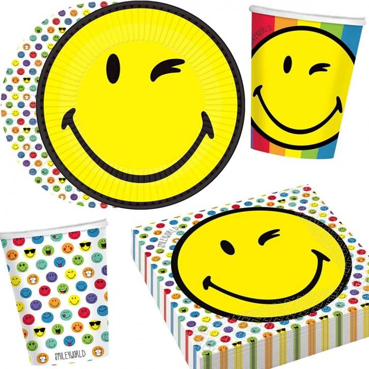 37-teiliges Spar-Set: Smiley World 2