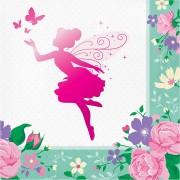 16 Servietten Floral Fairy