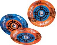 6 Teller Nerf