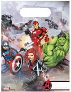 6 Partytüten Mighty Avengers