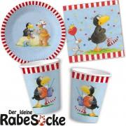 37-teiliges Spar-Set: Rabe Socke
