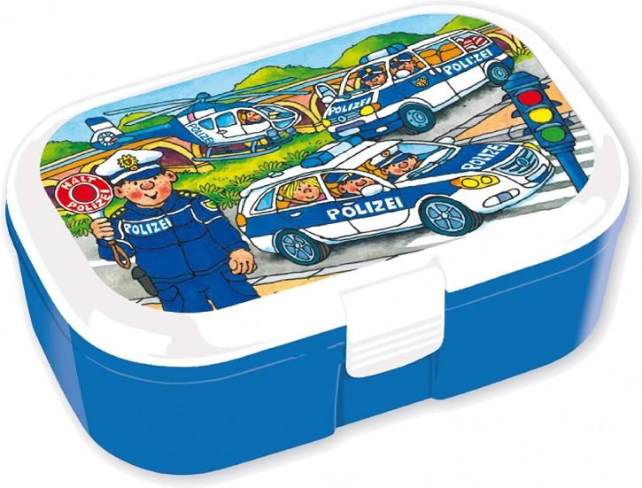 """Lunchbox """"Polizei"""" von Lutz Mauder"""