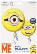 Folienballon Ich einfach unverbesserlich - Minions