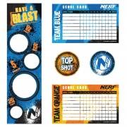 25-teiliges Party-Spiel Nerf