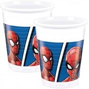 8 Becher Spiderman - Team Up!