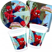 37-teiliges Spar-Set: Spiderman - Web Warriors