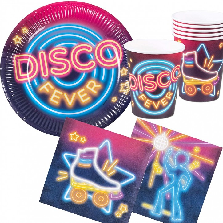 25-teiliges Spar-Set: Disco