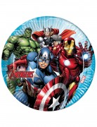 8 Party-Teller Mighty Avengers