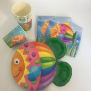 37-teiliges Spar-Set: Süßer Fisch